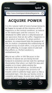 Self Help Book screenshot 1