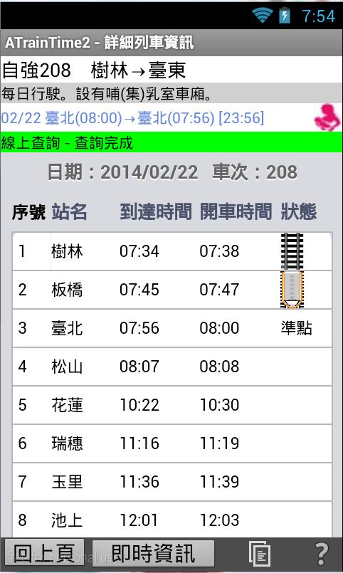 ATrainTime2 火車時刻表 臺北捷運 - Android Apps on Google Play