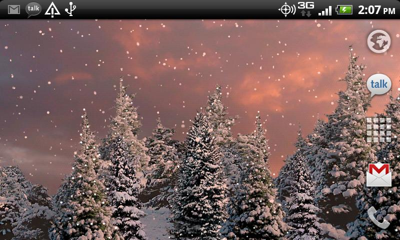 Windows Rotating Wallpaper Fall Snowfall Live Wallpaper Android Apps Auf Google Play