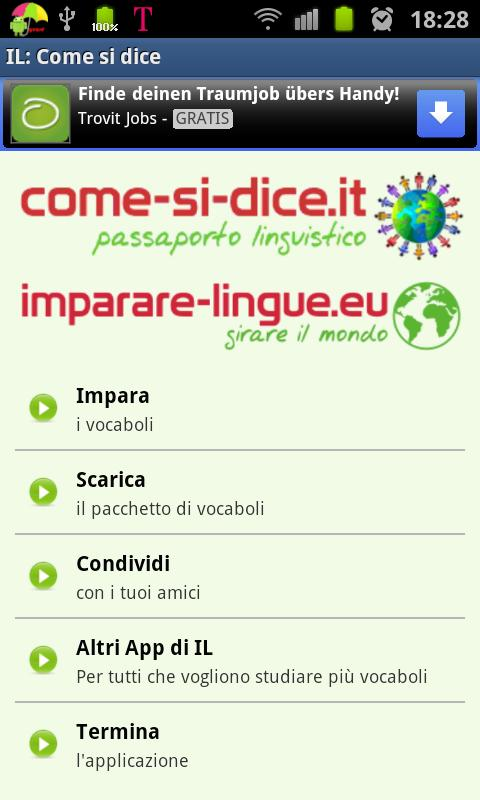 Come si dice  App Android su Google Play