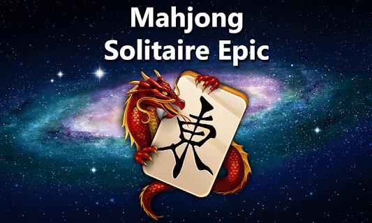 Mahjong Epic screenshot 00