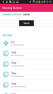[Open Source] Moving Button screenshot 0