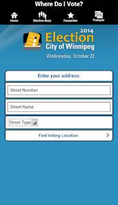 Winnipeg Elections screenshot 7