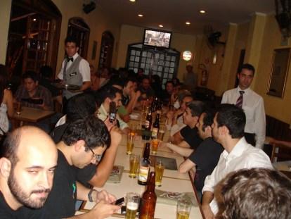 Happy Hour no Bar Opção - Foto por Victor Hugo
