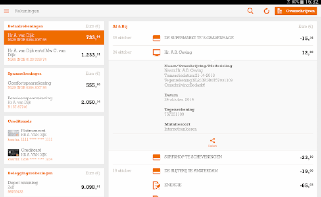 Ing Bankieren Android Apps Op Google Play