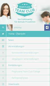 Prophylaxe Team Club screenshot 3
