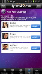 Horoscope and Tarot screenshot 7