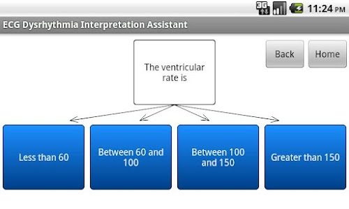 ECG Interpretation Assistant screenshot 2