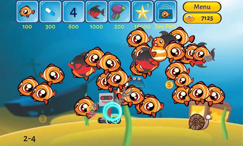 Bizarre Aquarium screenshot 2