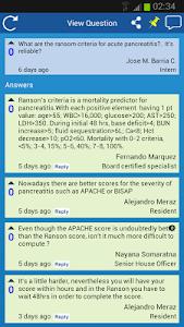 Prognosis : Questions screenshot 1