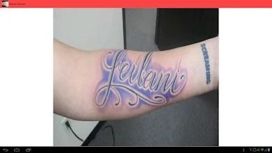 Style Sonam Name Tattoo