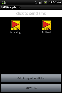 SMS Templates screenshot 5