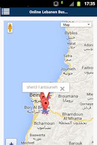 Lebanon buses screenshot 1