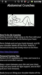 Gym Exercise Guide Pro screenshot 4