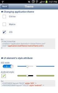 Citrine API screenshot 2