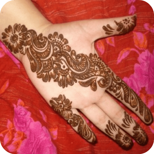 Simple Mehndi Design Photos Free Download