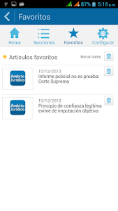 AmbitoJuridico.com screenshot 4
