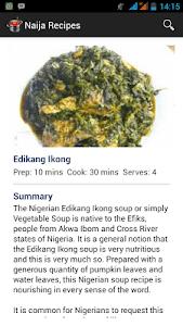 Recipes from Nigeria screenshot 15