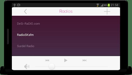 Bollywood RADIO screenshot 7