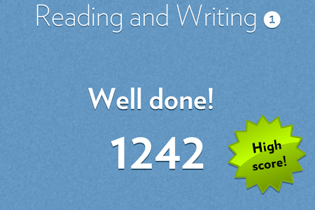 Reading & Writing 1 screenshot 11