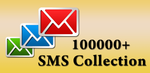 100000+ SMS Collection Latest! Pour PC Capture d'écran