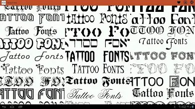 Tatoo Alphabet Apk Downlod Com