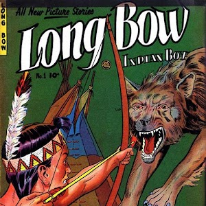 Long Bow #1 Fiction House