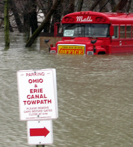 flooding-Zoar Ohio