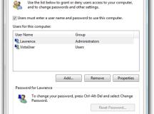 NETPLWIZ, Advanced User Accounts Control Panel - UnlockForUs