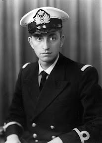 Officier Paul Kempeneers in 1958