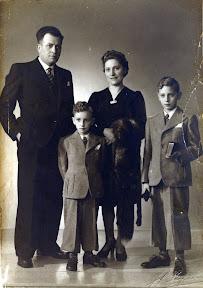 Het gezin Kempeneers-Mattens
