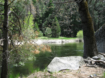 Yosemite Valley, Merced River