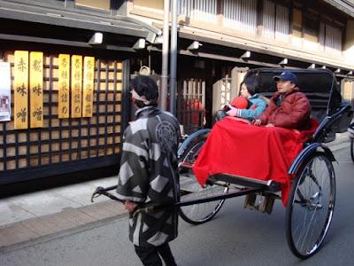 Takayama Old House District