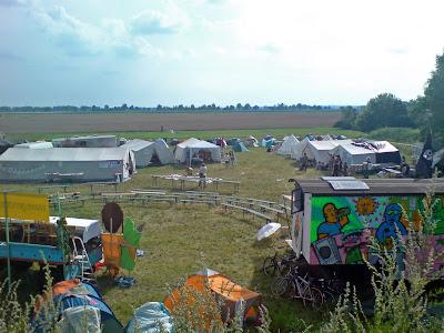 Das ganze camp