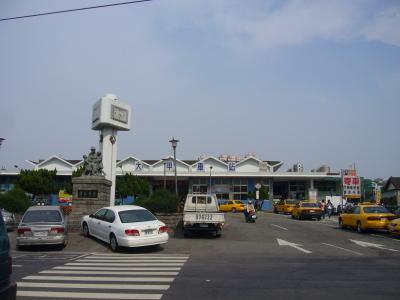 Ketia's garden: 公車環島 第一天 7/31(臺北~嘉義)