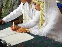 Kado Pernikahan Terindah
