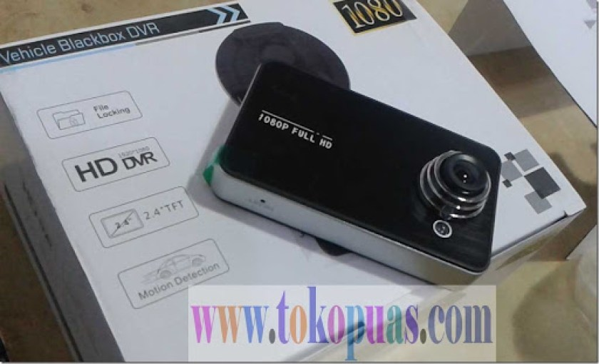 car DVR cctv motion detector