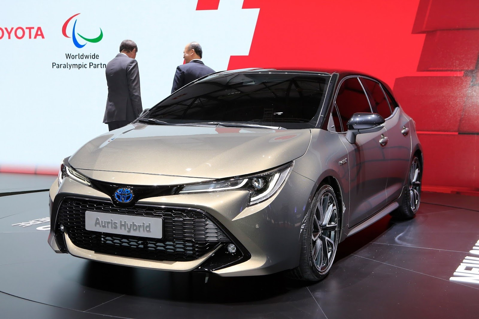 all new corolla altis 2019 toyota yaris trd sportivo pantip auris 39de dizel yerine hibrit seçenekler ön