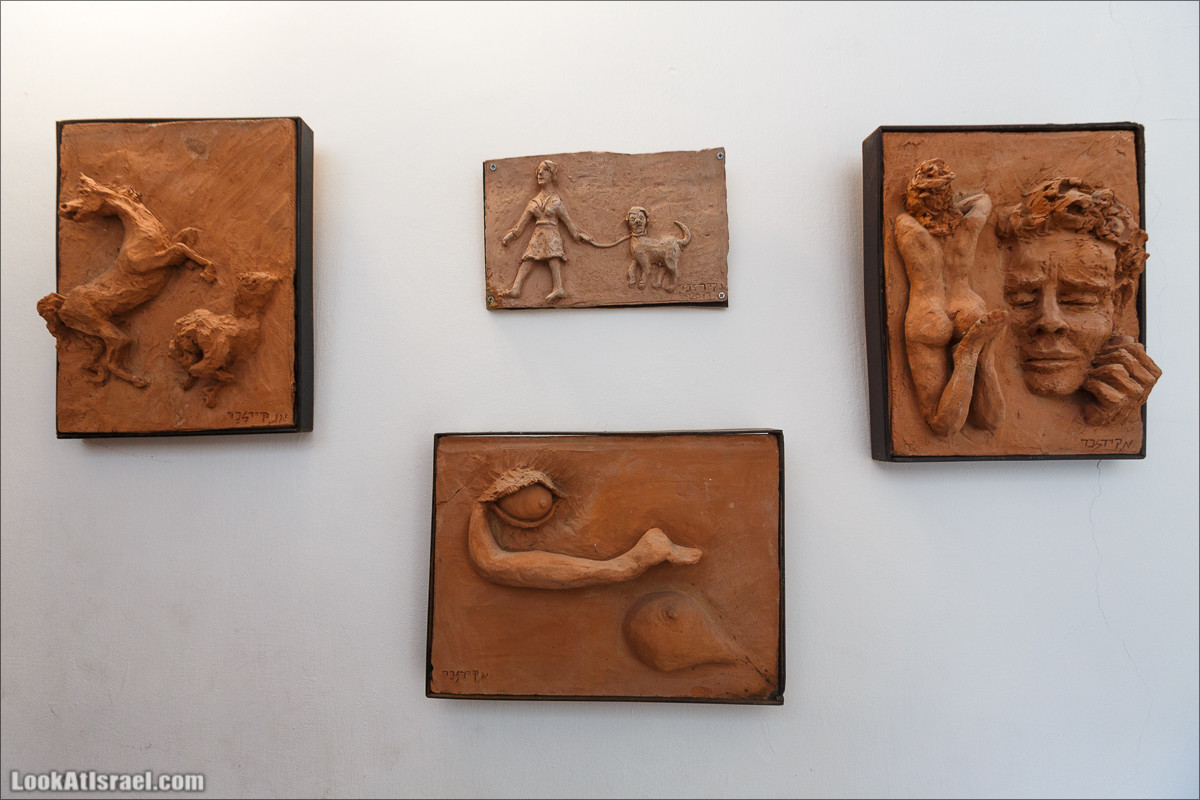 Музей Александра Кирзнера в Йокнеам   LookAtIsrael.com - Фото путешествия по Израилю