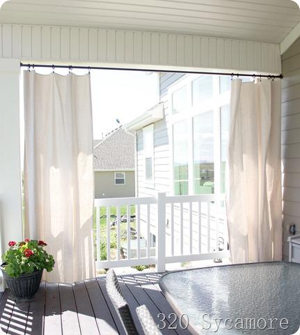 diy outdoor curtains 320 sycamore