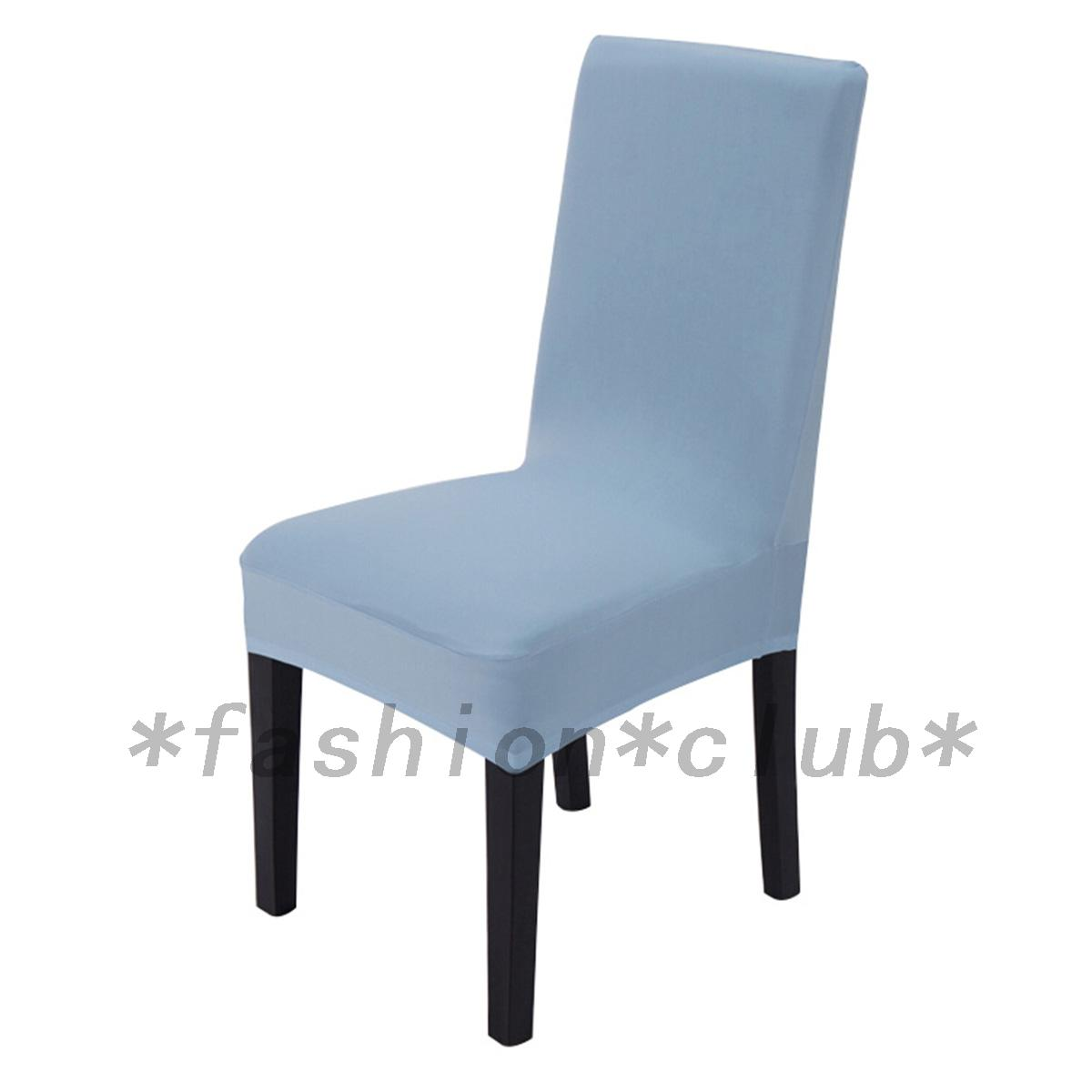 dunelm stretch chair covers steel base price 1pcs universal spandex dining room banquet