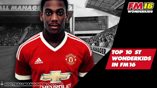 10 Best Football Manager 2016 Wonderkids Strikers
