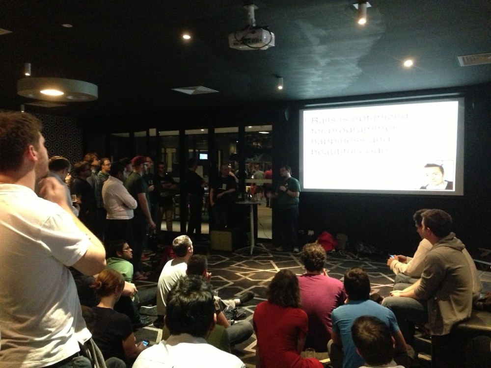 Yehuda Katz on Ember.js (Ninefold Event Brisbane) (2/2)