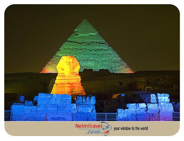 Giza Pyramids,pyramids of egypt; the pyramids; the egypt pyramids; pyramids in egypt; Sound and Light Show Pyramids