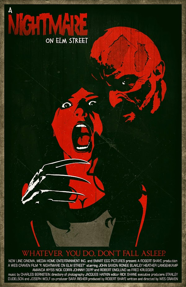 Scariest Movies - A Nightmare on Elm Street