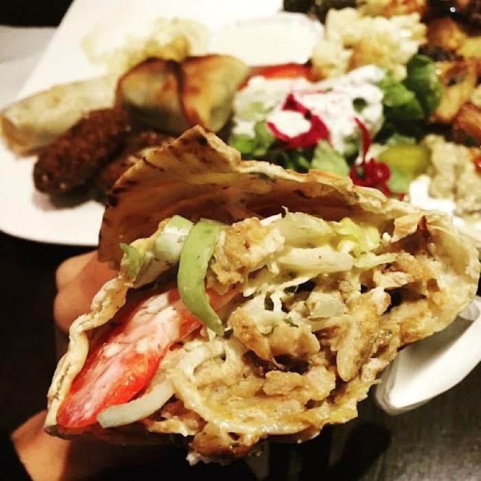 Sahara Chicken Shawarma