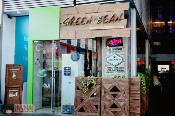 green bean organic coffee civet manila