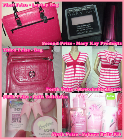 pink fab giveaways
