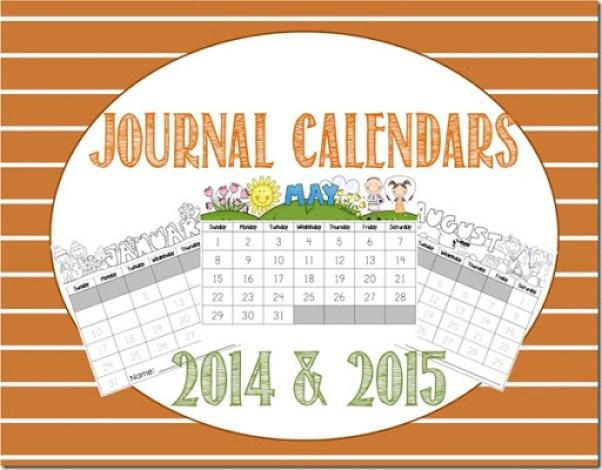 Journal Calendars2015-2016