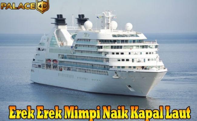 Arti mimpi naik kapal laut dalam togel